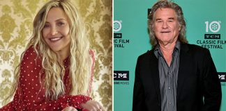 KATE HUDSON GUSHES ABOUT KURT RUSSELL AS FATHER FIGURE TURNS 70