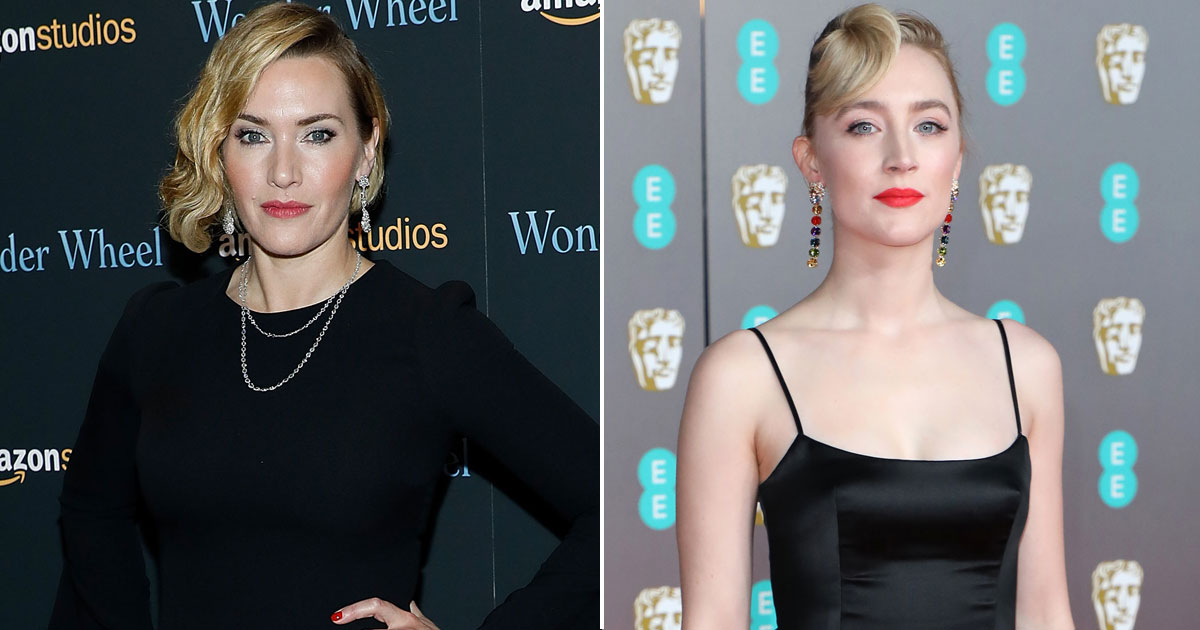 Kate Winslet's same sex scenes with Saoirse Ronan got more attention