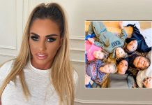 KATIE PRICE'S CHILDREN WON'T SPEAK TO HER IF SHE TAKES COCAINE AGAIN