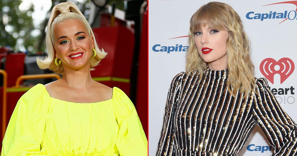 Katy Perry Floats Taylor Swift Duet Idea