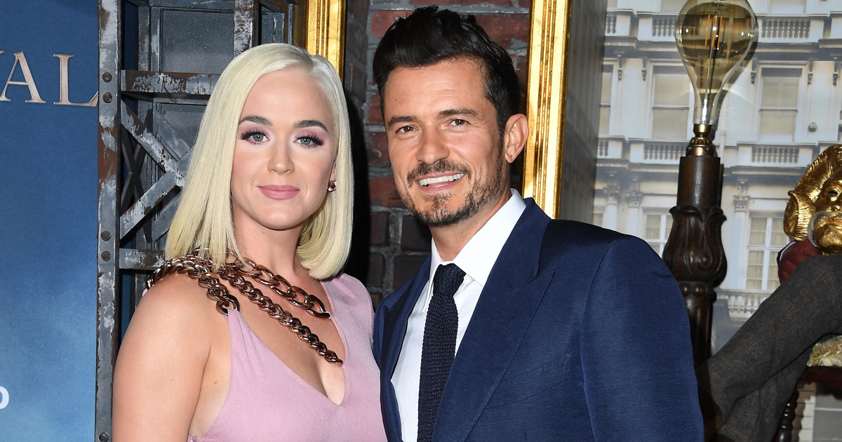 Katy Perry Sparks Orlando Bloom Marriage Speculation With Gold Ring