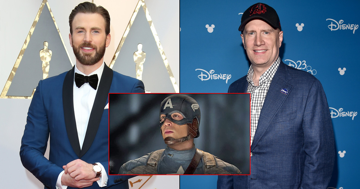 Kevin Feige Talks About Chris Evans's Return To Marvel