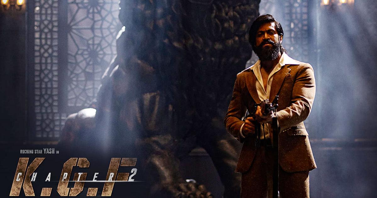KGF Chapter 2: A Game Based On The Movie & Yash In Pipeline?