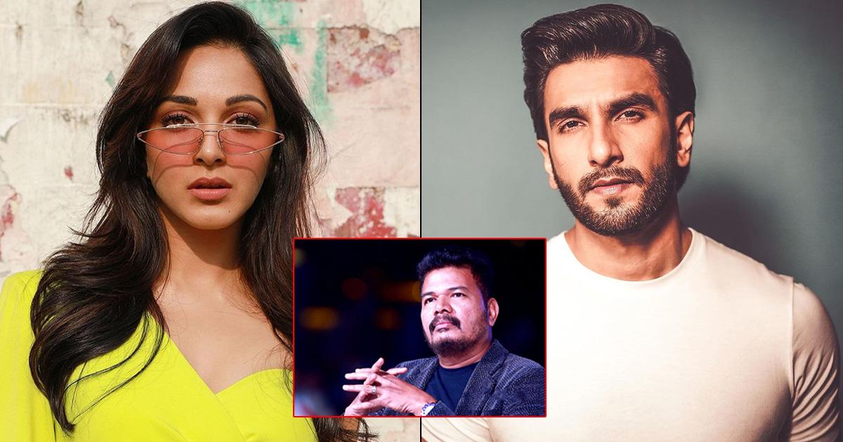 Kiara Advani To Be Paired With Ranveer Singh In Shankar's Next?