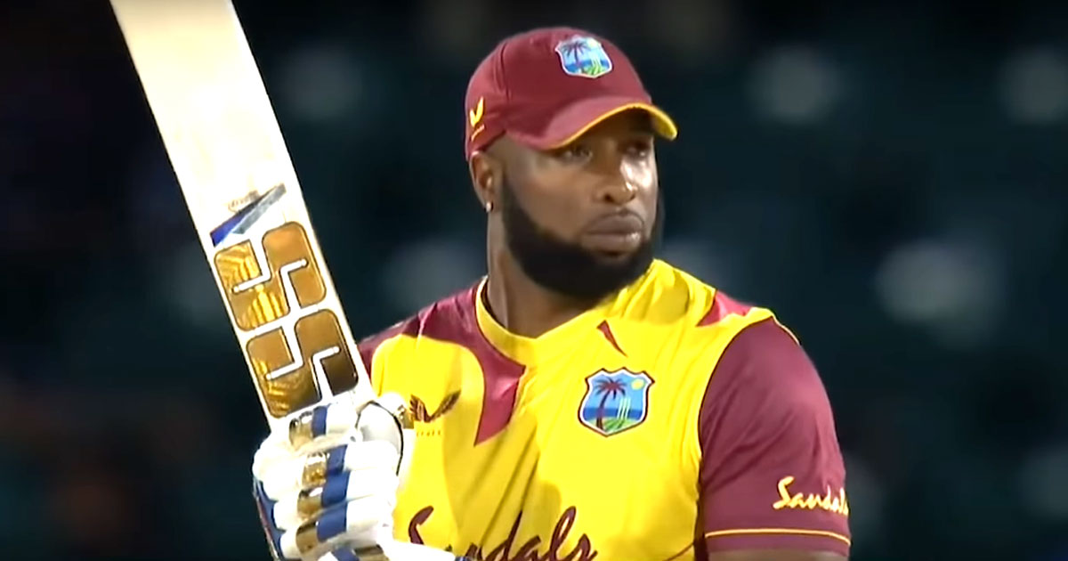 Kieron Pollard Smashes 6 Sixes In An Over Netiens On Twitter Have Meme Fest