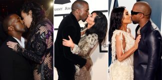 Kim Kardashian & Kanye West's These 4 'Red Carpet' Kisses Will Always Be A Witness Of The Bond They Shared!