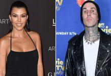 Kourtney Kardashian has 'a great boyfriend' in Travis Barker
