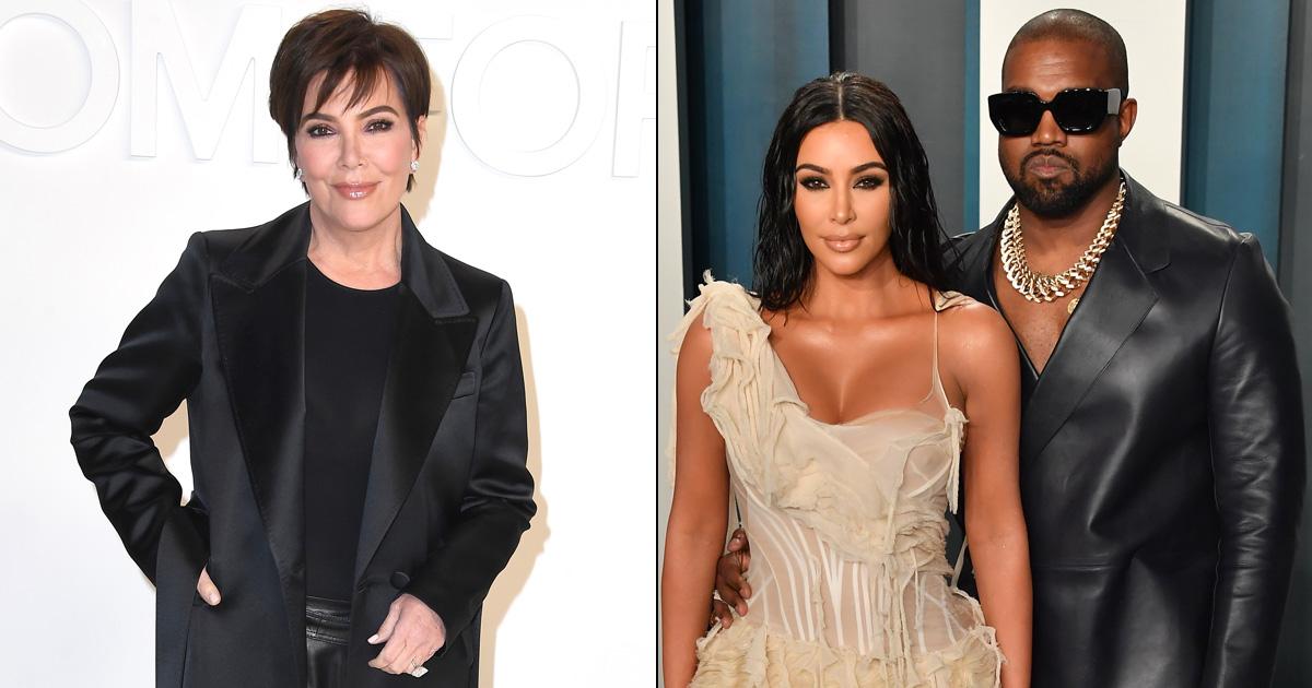 Kris Jenner Breaks Her Silence On Kim Kardashian-Kanye West Divorce