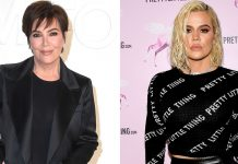 KRIS JENNER PLAYS COY WHEN QUESTIONED ABOUT KHLOE KARDASHIAN'S 'ENGAGEMENT'