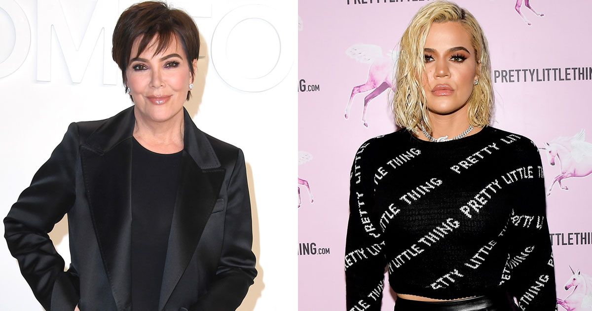 """Kris Jenner Smartly Answers Questions About Khloe Kardashian & Tristan Thomson's Engagement, Says """"She Just Loves A Good Ring"""""""