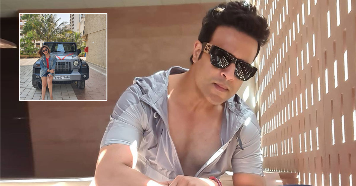 """Krushna Abhishek Congratulates Sister Arti Singh On Her New SUV, """"Without Taking A Single Penny From Me You Bought It,"""" Read On"""