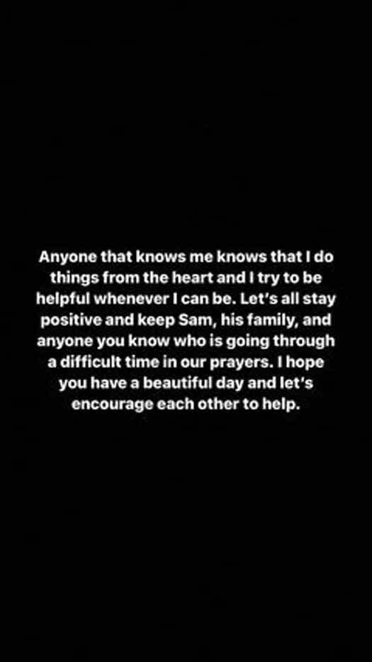 """Kylie Jenner On Backlash Over Donation Row: """"Sam Isn't My Makeup Artist & Unfortunately We Don't Have A Personal Relationship Anymore…"""" Read On"""