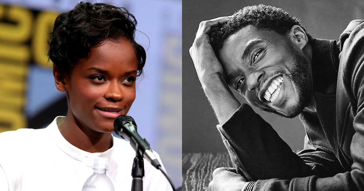Letitia Wright 'Loved' On-Screen Big Brother Chadwick Boseman Upon First Meeting