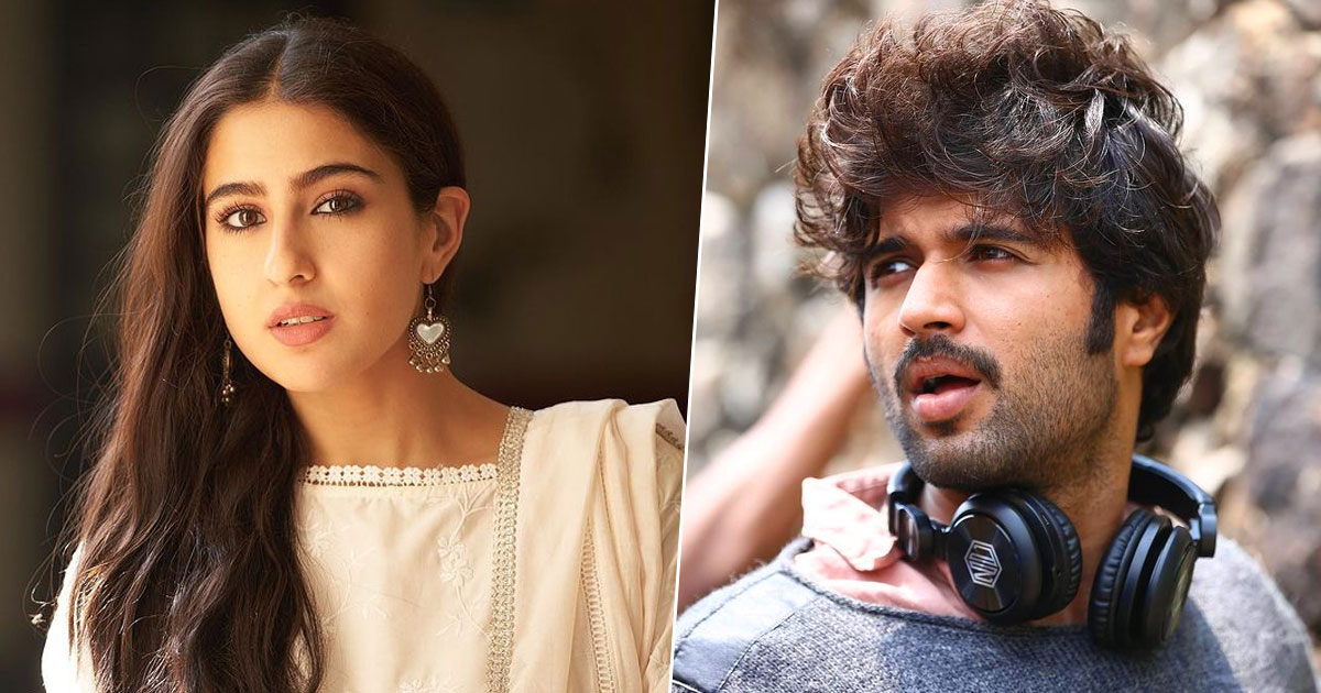 Liger Star Vijay Deverakonda & Sara Ali Khan To Be Cast In A South Film?