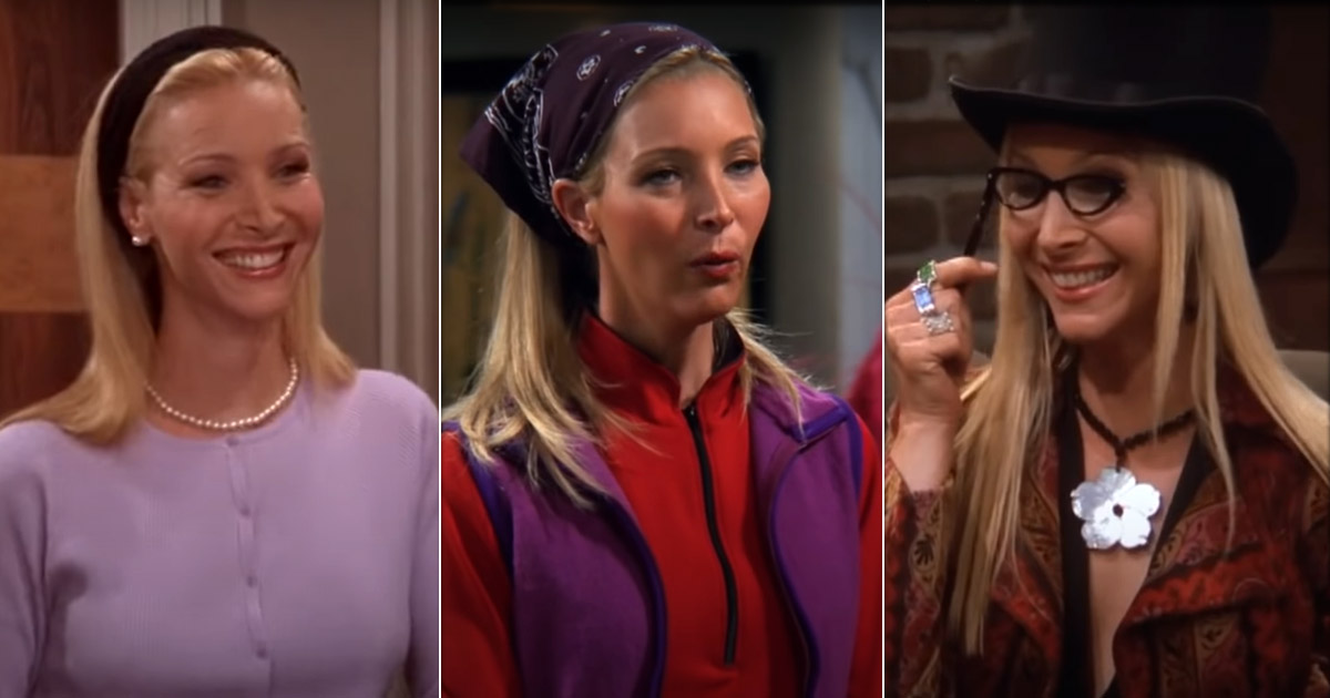 Lisa Kudrow's Phoebe Buffay Has Made The FRIENDS Journey A Laughter Riot By Being One Of The Funniest On Screen