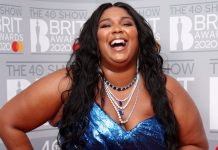 LIZZO FLAUNTS 'SINGLE' STATUS AFTER GETTING CLOSE TO MYSTERY MAN