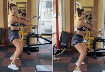 Malaika Arora shows how to twerk