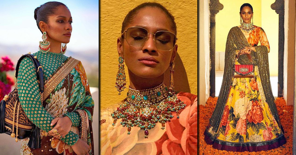 Masaba Gupta Is Redefining 'Dark Skin Beauty' With Sabyasachi's 2021 Collection As She Continues To Be The Torchbearer Of Body Positivity, Check Out