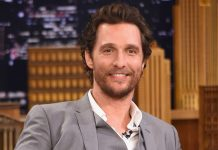 MATTHEW MCCONAUGHEY'S TEXAS BENEFIT GIG RAISES MORE THAN $7.7 MILLION