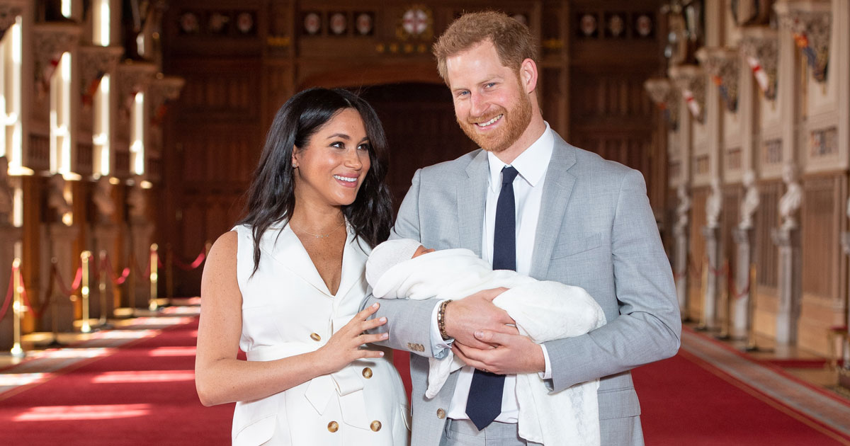 Meghan Markle & Prince Harry Are Planning To Revisit Archie's Birth Plan By Having A Home Birth For Second Child?