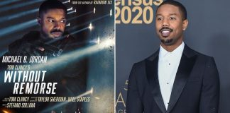 Michael B. Jordan Burns It All Down in First Trailer for 'Tom Clancy's Without Remorse'
