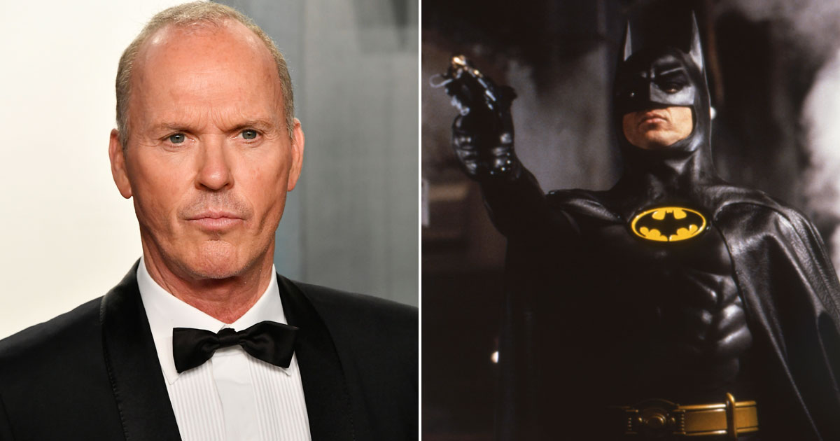 MICHAEL KEATON WAITING FOR COVID ALL-CLEAR BEFORE RUBBER STAMPING BATMAN RETURN