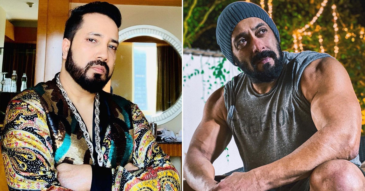 Mika Singh: Will get married only after Salman Khan