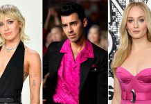 Miley Cyrus Hints At Joe Jonas & Miley Cyrus Naming Their Baby Girl After Hannah Montana