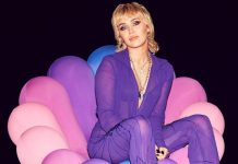 Miley Cyrus Signs With Columbia Records