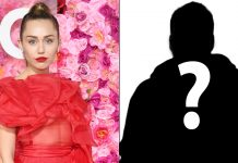 Miley Cyrus Spotted With A Mysterious Man At A Bar