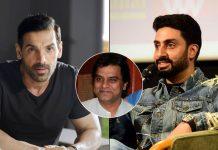 Mission Mangal Fame Jagan Shakti Comes On Board To Direct John Abraham & Abhishek Bachchan's Ayyappanum Koshiyum Remake?