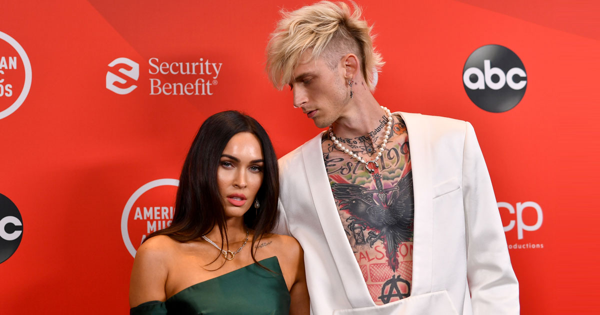 Machine Gun Kelly's Ex Sommer Ray Accuses Him Of Cheating On Her With Megan Fox