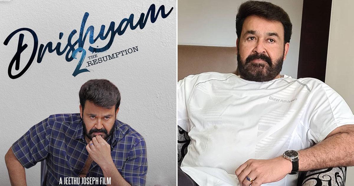 Mohanlal On Drishyam 2 OTT Release
