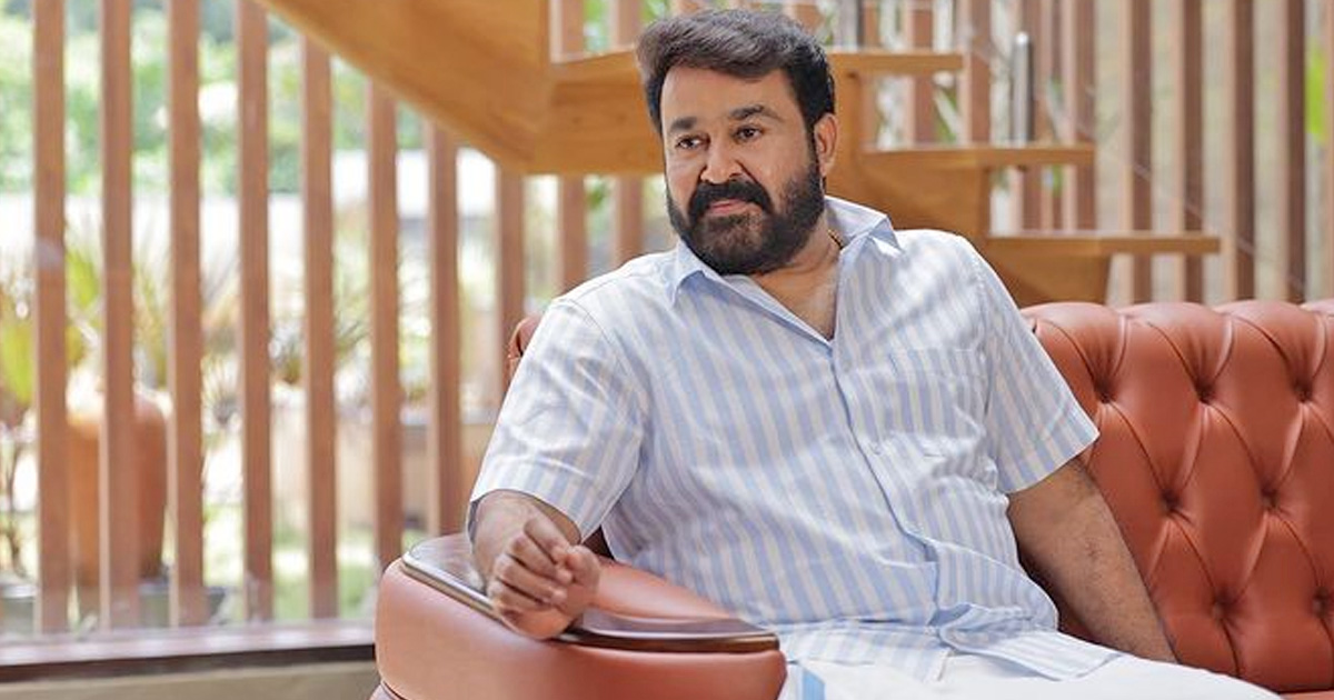 Mohanlal: It was not easy to play George Kutty