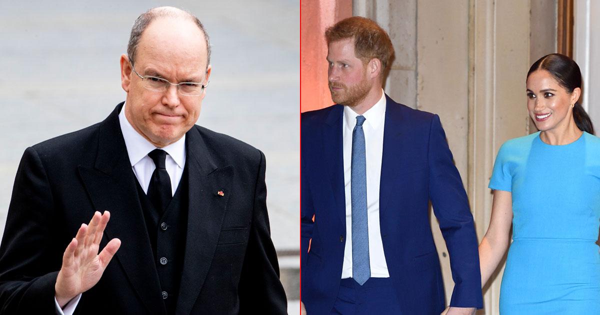 Monaco's Prince Albert Criticizes Meghan Markle & Prince Harry's Bombshell Interview With Oprah Winfrey, Read On