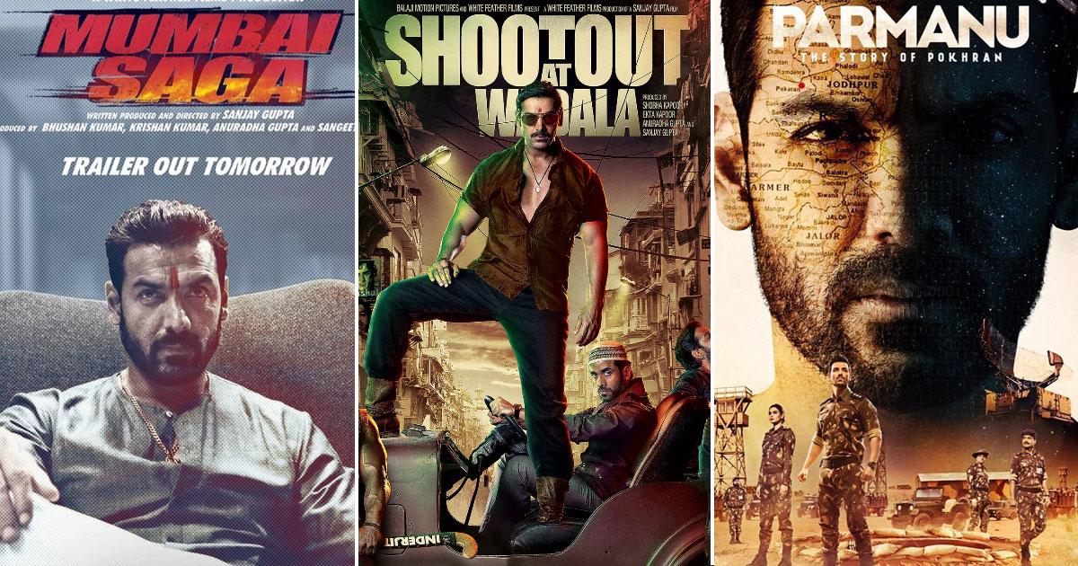 Mumbai Saga Opening Day Fails To Enter John Abraham's Top 15 Openers