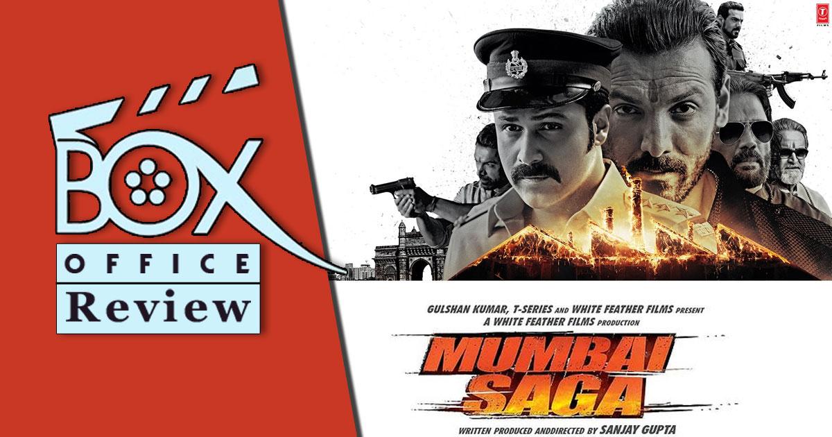 Mumbai Saga Box Office Review
