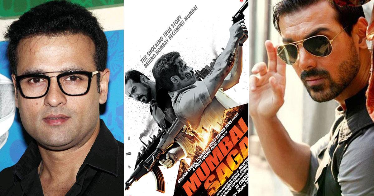 Mumbai Saga Exclusive! Rohit Roy Opens Up On Camaraderie With John Abraham