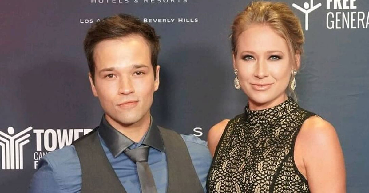 Nathan Kress Welcomes Second Child