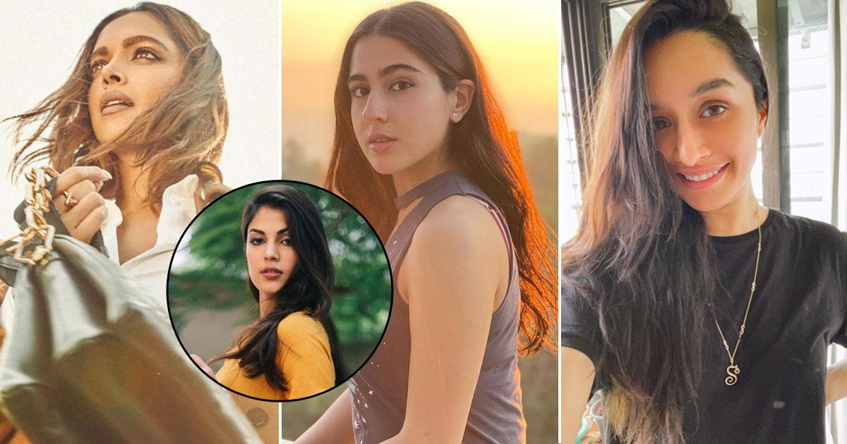 NCB To Include Deepika Padukone, Sara Ali Khan & Shraddha Kapoor's Statements In Drug Angle In Sushant Singh Rajput Death Case