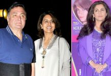 Neetu Kapoor Had The Most Epic Reaction To Rishi Kapoor & Dimple Kapadia's Kissing Scene In Saagar