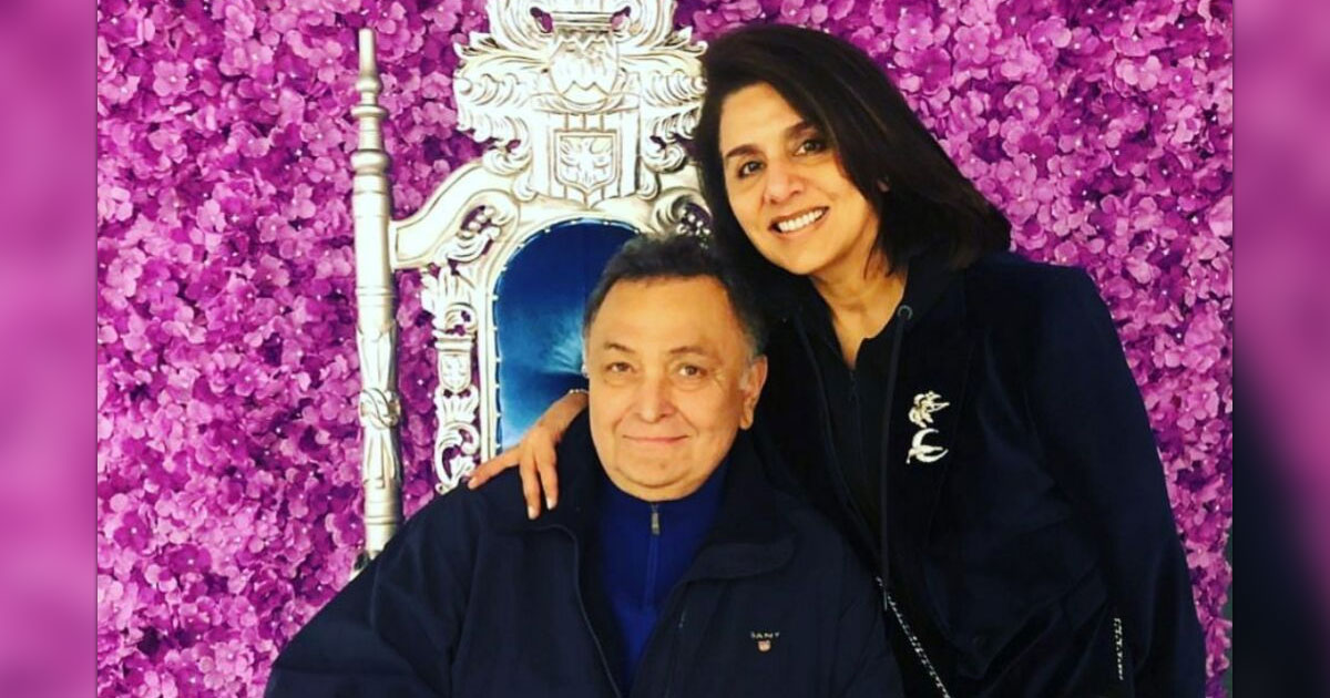 Neetu Kapoor Opens Up On Being Rishi Kapoor's Wing Woman & Helping Him In Impressing Girls, Read On