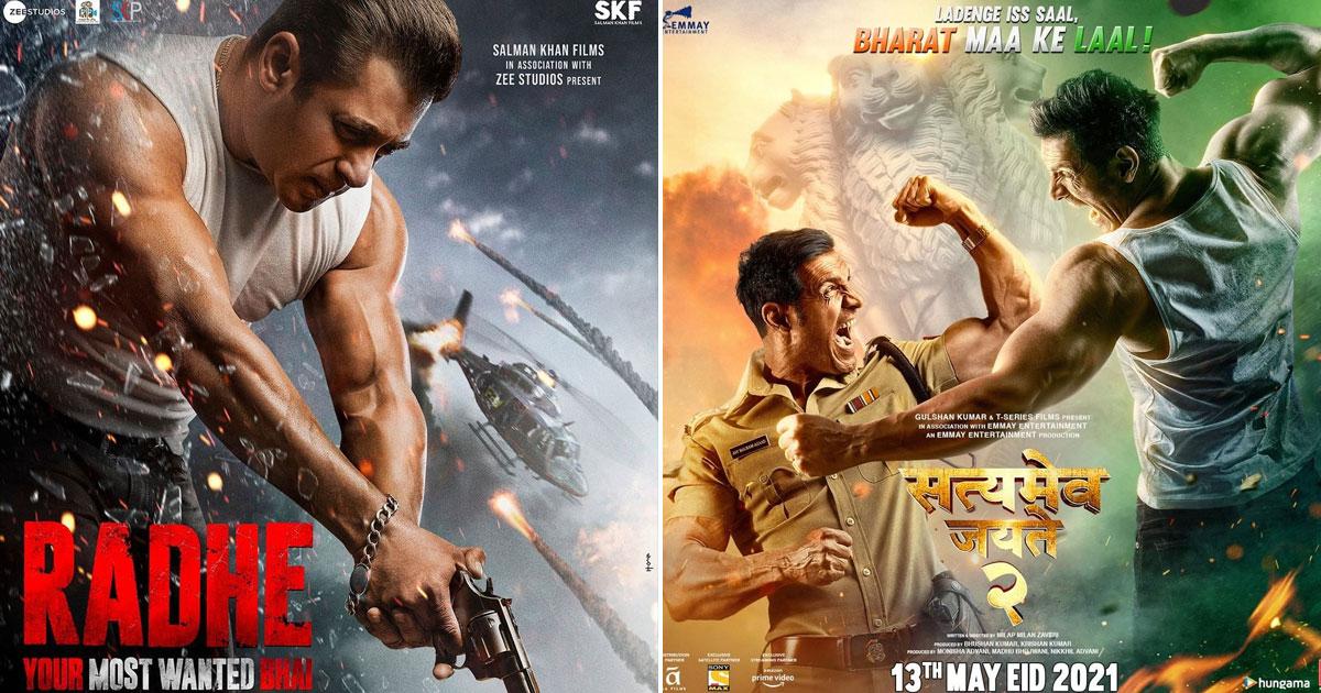 Not 2 But Salman Khan To Face 3 John Abrahams This Eid?