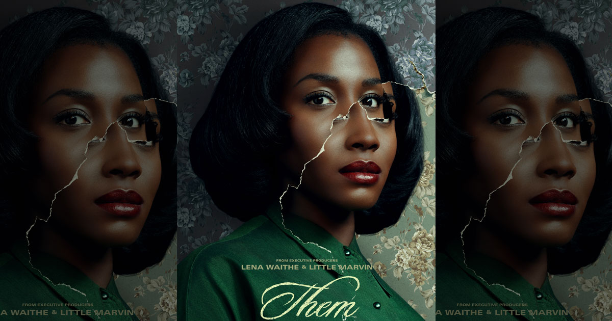 OFFICIAL TRAILER FOR THE NEW AMAZON ORIGINAL TERROR ANTHOLOGY SERIES THEM AVAILABLE NOW