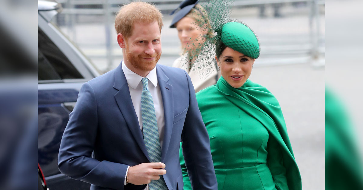 Oprah's Interview With Prince Harry and Meghan Markle: Nothing Is 'Off Limits' in First Look