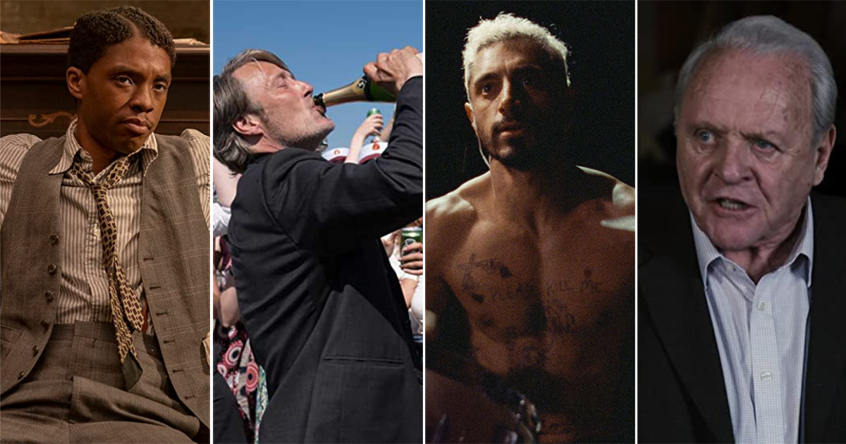 Oscars 2021 Predictions (Best Actor): From Chadwick Boseman (Ma Rainey's Black Bottom) To Mads Mikkelsen (Another Round) – Is Your Favourite In The List?