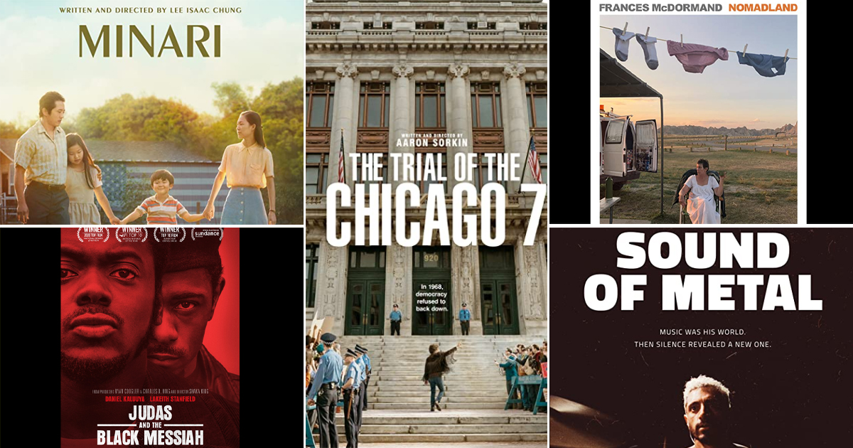 Oscars Predictions: Best Picture - It's Time for Oscar Voting But Could We See Just Six Nominees?