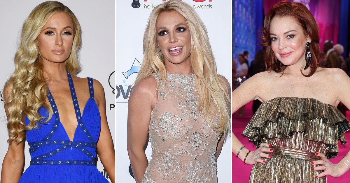 Paris Hilton on 'Holy Trinity' moment with Britney Spears, Lindsay Lohan
