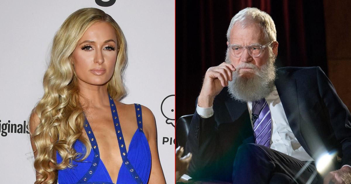 Paris Hilton Recalls Her 2007 Humiliating Interview With David Letterman