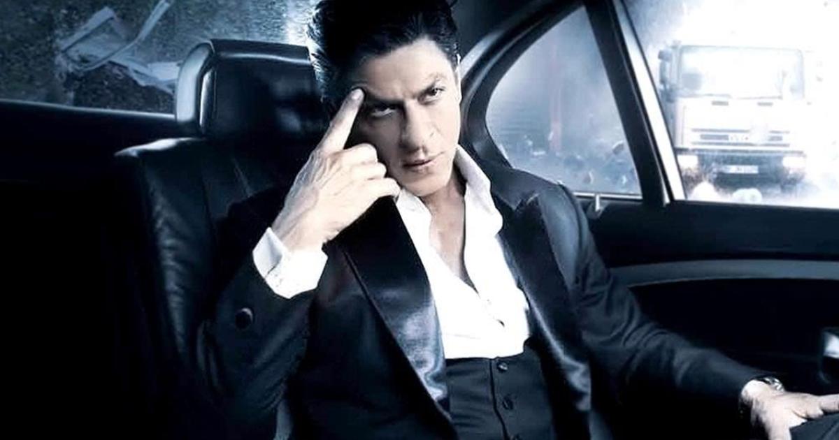 Pathan: Shah Rukh Khan Performing Stunts On Moving Car Goes Viral